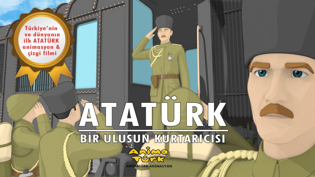 Ataturk Film Ekran